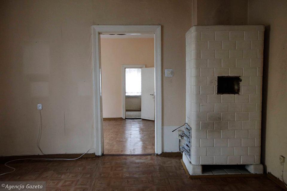 mieszkanie komunalne do remontu